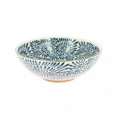 Rouge Céramique Soupe Bol Pamplemousse Pattern Handmade Pottery unique