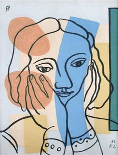 Fernand Léger ۩۞۩۞۩۞۩۞۩۞۩۞۩۞۩۞۩ Gaby Féerie créateur de bijoux à thèmes en modèle unique ; sa.boutique.➜ http://www.alittlemarket.com/boutique/gaby_feerie-132444.html ۩۞۩۞۩۞۩۞۩۞۩۞۩۞۩۞۩