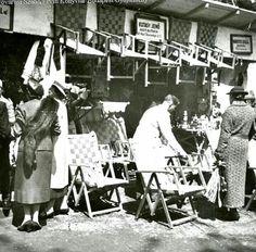 1938. Budapesti Nemzetközi Vásár, kisiparosok