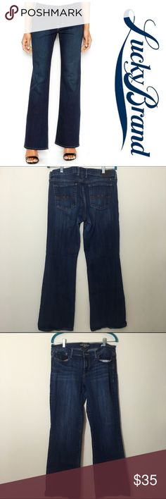 """Lucky brand sweet n low jeans These are the lucky brand sweet n low style, 31"""" inseam - good condition still lots of life left in there, no stains or tears. Make an offer or bundle and save! Lucky Brand Jeans Flare & Wide Leg"""