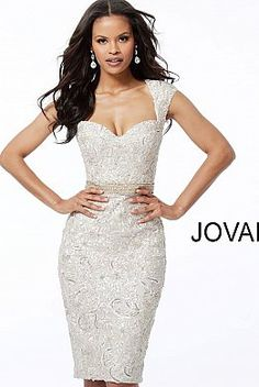 Jovani 1401 Knee length form fitting light pink lace cocktail dress 1401 with cape over shoulders features strapless bodice with sweetheart neckline. Knee Length Cocktail Dress, Short Cocktail Dress, Cocktail Dresses, Short Dresses, Formal Dresses, Wedding Dresses, Prom Dresses, Form Fitting Wedding Dress, Pink Lace