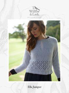 7c8d624ae52ac Willow   Lark Knitting Patterns