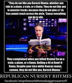 GOP childen's rhyme by the perfect Jon Stewart <3 #UniteBlue