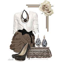 Ruffle Skirt :)