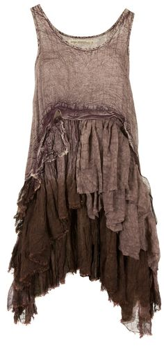 Love the texture  (miranda).  Looks like a cross between petticoat and nightgown