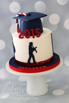Graduation Cake for Band Member