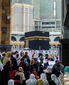 Mecca Madinah, Mecca Kaaba, Islamic Images, Islamic Pictures, Islamic Dua, Islamic Quotes, Masjid Al Haram, Mekkah, Dubai City