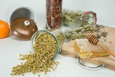 Chamomile from the Italian Alps - to help calm and sooth digestion. www.meralonghi1896.com