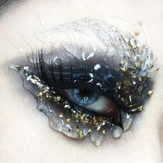 BROW INSPIRATION : DECORATED BROW 13