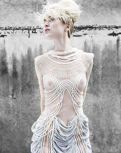Tikka Mania Maori illustrations by fashion designer Anne Sofie Madsen ??wtf?? beautiful design thou.