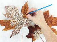 http://alisaburke.blogspot.ru/2015/11/leaves-like-lace.html