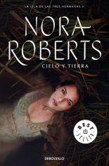 megustaleer - Cielo y tierra (La isla de las Tres Hermanas 2) - Nora Roberts