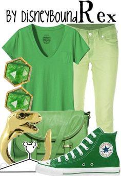 Rex outfit | Disneybound