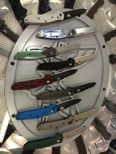 Benchmade Knives - Some well made knives, at least most Benchmade knives are!