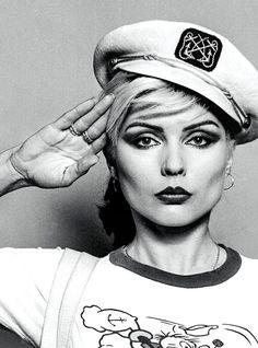 Debbie Harry photographed by Lynn Goldsmith, 1978