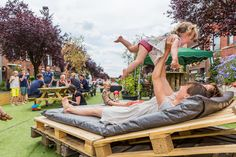 Belgian Streets Got Rid Of Cars And Turned Into Beautiful Parks This Summer | Co.Exist | ideas + impact