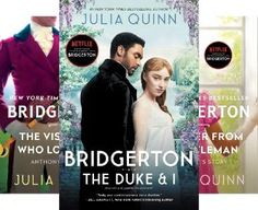 12 Books to Read While You Wait for New Episodes of Bridgerton | If you just can't get enough of Bridgerton, you may want to go ahead and pick up all the whole series. From the story of Colin Bridgerton and Penelope Featherington to the adventures of new heroine Hyacinth Bridgerton, the series is full of both recognizable and new family members you'll obsess over. #realsimple #bookrecomendations #thingstodo #bookstoread