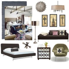 Classic Contemporary Style. Get this look for YOUR home!