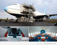 When Airplanes Retire – Awesome Aircraft Conversions | Funny2All.com
