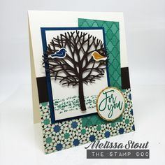 Moroccan Thoughtful Branches SUO by mstout928 - Cards and Paper Crafts at Splitcoaststampers