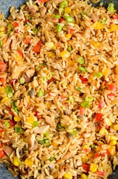 Slimming Eats Syn Free Savoury Rice - gluten free, dairy free, Slimming World and Weight Watchers friendly Savory Rice, Healthy Rice, Healthy Eating, Healthy Food, Clean Eating, Rice Recipes, Cooking Recipes, Healthy Recipes, Gourmet