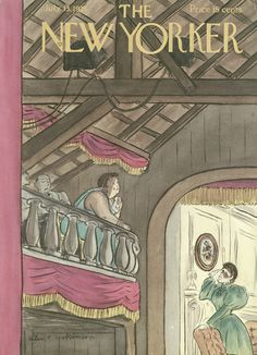 The New Yorker - Saturday, July 13, 1935 - Issue # 543 - Vol. 11 - N° 22 - Cover by : Helen E. Hokinson