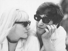 John and Cynthia Lennon Photo Shoot | nuestras vacaciones
