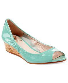 Vince Camuto Shoes, Ryssa Wedge Pumps - Espadrilles & Wedges - Shoes - Macys