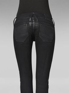 Men Ustreet Skin-tight Jeans Destroyed Ripped Slim Fit Pants Trousers