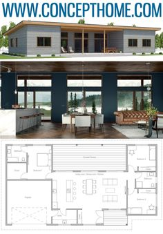 House Plans in Modern Architecture. Simple House Plans, Beach House Plans, Cottage House Plans, Craftsman House Plans, Country House Plans, Dream House Plans, House Floor Plans, Modular Home Plans, Basement House Plans