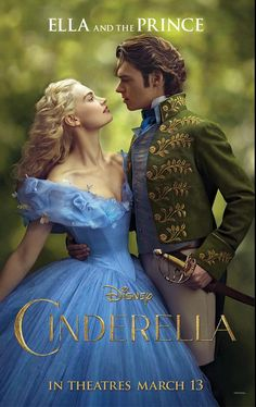 Cinderella and the Prince Poster