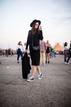 berlin lollapalooza festival zalando outfit femme maison dress