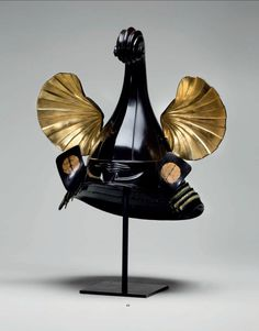 A kawari kabuto (exotic helmet), Momoyama-Early Edo period, 16th-17th century