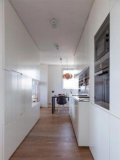 HOME DZINE Home Decor   Suburban apartment goes city chic