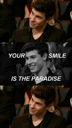 His smile makes me smile and look deep into his eyes:) @azennethxmendes