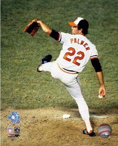 "Jim Palmer Baltimore Orioles MLB 1979 World Series Photo (Size: 8"" x 10"")"
