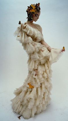 Mc Queen by Tim Walker