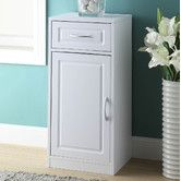 """Found it at Wayfair - 14.88"""" x 32"""" Free Standing Cabinet"""