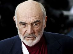 Sean Connery. Thats not what your mother said last night.