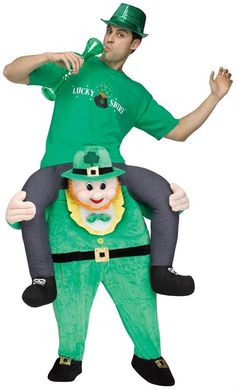 Check out Once Upon A Leprechaun Costume - St Patricks Day Costumes from Wholesale Halloween Costumes  sc 1 st  Pinterest & Check out Beer Mug Headpiece from Wholesale Halloween Costumes | St ...