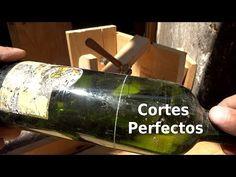 Como Cortar Botellas de Vidrio Facilmente (Buena Calidad) - YouTube