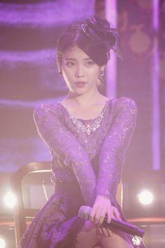 아이유 Simply K-Pop 페이스북 사진 :: 아이돌박스