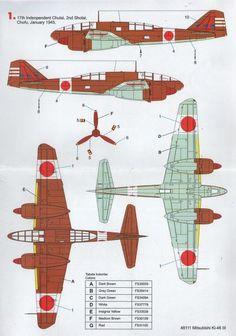 ki 46 dinah   48 Mitsubishi Ki-46 Dinah