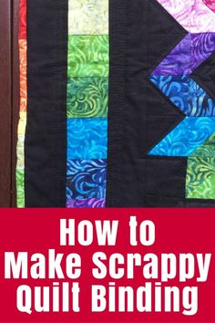 How to make Scrappy