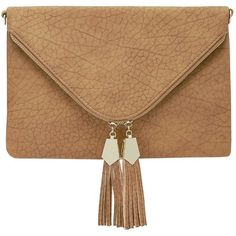 MOROCCO CLUTCH (50 AUD) ❤ liked on Polyvore featuring bags, handbags, clutches, beige handbags and beige purse
