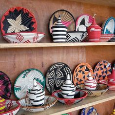 Agaseke is a traditional woven basket from Rwanda that was used to store food but was also a symbol of love and peace. #agaseke #rwanda #culture #africa #love #peace