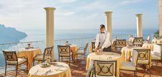Belmond Hotel Caruso Photo Tour - Luxury Hotel in Ravello