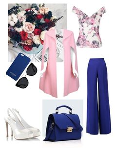 """""""4 !"""" by norel222 on Polyvore featuring mode, Emilio Pucci, Pauline Trigère, Fratelli Karida, Relaxfeel, Balmain et Quay"""