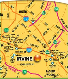 Find Irvine maps and transportation listings, including airports, shuttles, limousines and more from the online travel resource of Irvine - Destination...