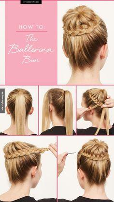 The Ballerina Bun (www.stylevamp.de)
